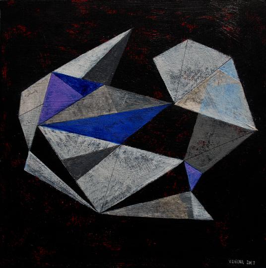 Pattern Maker 1 by Jean Vengua