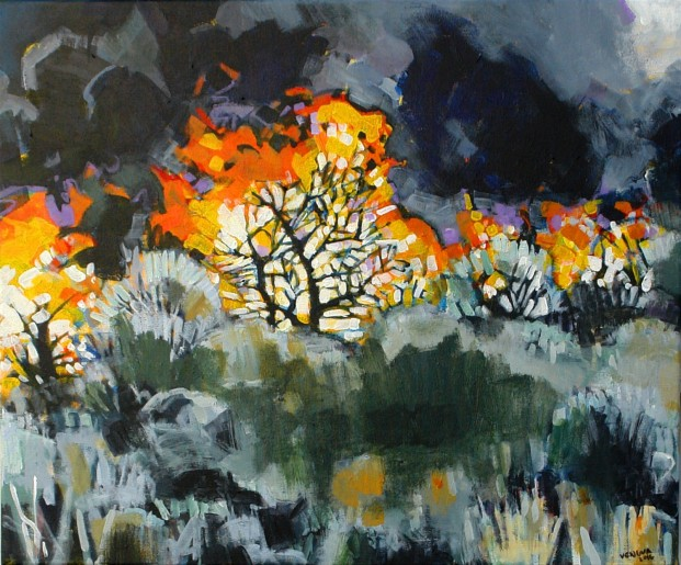 Fire Season 2016: Sage Fire_by Jean Vengua