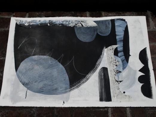 Untitled work in-progress, Jean Vengua 6-13-2018
