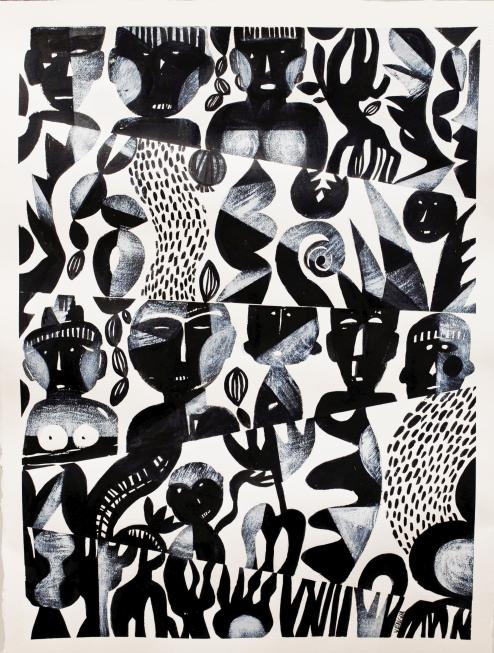 """""""Bulul"""" by Jean Vengua"""